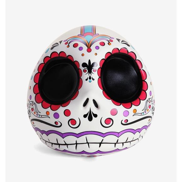 FINAL PRICE DROP Jack Skellington Sugar Skull Head